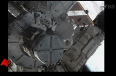 Watch: The final spacewalk of the NASA space shuttle era