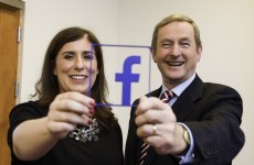 Enda Kenny praises Facebook for connecting Eskimos