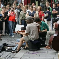 No ban on busking in Temple Bar
