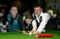 'Jimmy has always been a wild boy in the the mold of Alex Higgins' - Ken Doherty