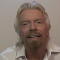 """""""I respect you enormously normally"""" - Richard Branson gets testy with Channel 4's Jon Snow"""