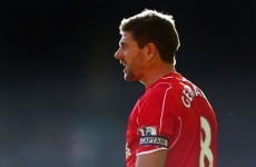 Rodgers ready to rest Gerrard for Real Madrid clash