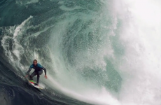 Surfers in super slow-motion is the most hypnotic thing you'll see today