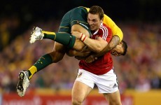 Wales bump George North in to the centre for Australia Test