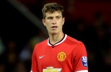 Man United's Paddy McNair receives first Northern Ireland call-up