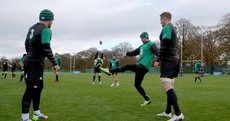 In pictures: The Six Nations champs hit the training field before Springboks challenge
