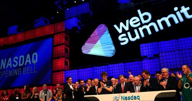 Start-ups, investors and Eva Longoria – Day 1 of the Web Summit