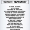 This quote about 'the perfect relationship' is insanely popular online, and it's rubbish