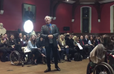 Ian McKellen warns college students what'll happen if they don't study