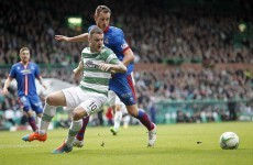 Anthony Stokes sent home sick from airport as Celtic fly out to Romania