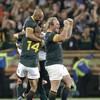Springboks XV to face Ireland unchanged from win over All Blacks