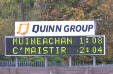 Monaghan Harps awarded Ulster club title following final score confusion
