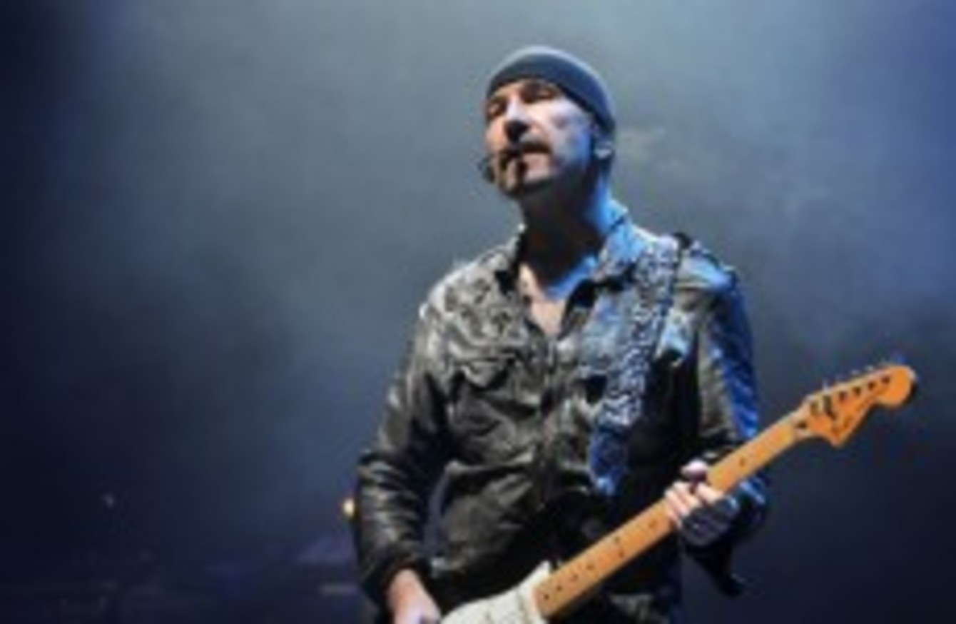 The Edge tells newspaper: U2 have not evaded taxes · TheJournal ie