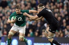Ireland well able to carry the ball without me -- Sean O'Brien