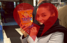 Mr Tayto has written a heartbreaking open letter about his relationship with Eva Longoria