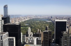 The $95-million view: New York's changing skyline