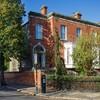 Hot Property: An imposing Victorian home with a secret garden