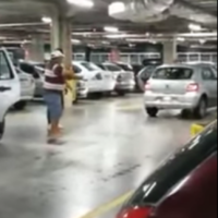 Man freaks out over parking space, proves 'parking rage' is alive and well