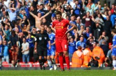 'If I were Gerrard I might have retired after Chelsea slip' - Luis Suarez