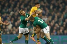 So what do the Aussies think of Ireland ahead of the November Internationals?
