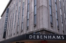 Man dies after falling from escalator in busy Debenhams store
