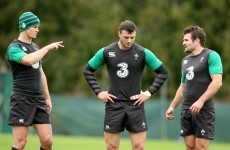 Schmidt confident that Payne and Henshaw can impress for Ireland