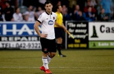 Dundalk's 20-goal Patrick Hoban could be set to train with Kilmarnock