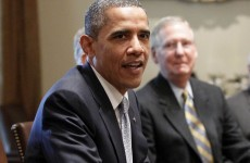 Obama walks out of budget talks with Republicans