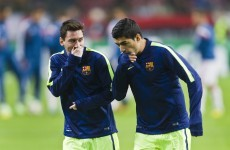 Messi targets more history, Suarez a first goal