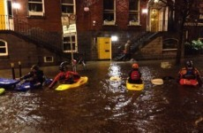 Highest astronomical tide means flood warnings for Cork this weekend