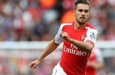 Wenger fires Ramsey warning: Focus on helping the team... not just scoring