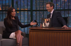 Hear Eva Longoria try to say 'Tayto crisps' in an Irish accent