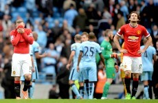 Manchester United's start to the season 'not good enough' - Van Gaal