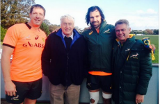 When Willie John met Victor: It's the sporting tweets of the week