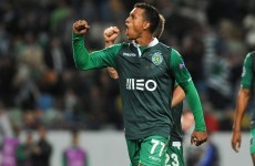 Van Gaal wants Nani back at Manchester United in shock January U-turn
