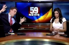 This news anchor's crushingly awkward Taylor Swift dance is going super viral