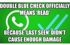 People are FREAKING OUT about WhatsApp's new 'read' function