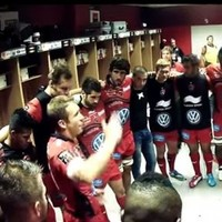 Jonny Wilkinson delivering a bilingual equivalent of the Inches speech is worth your time