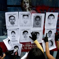 Bodies of Mexican students burned by gang in 14-hour inferno