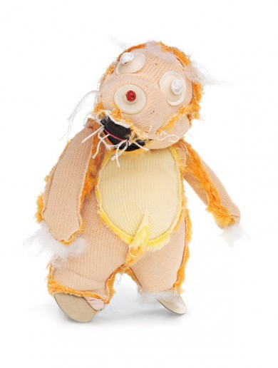 These teddy bears turned inside out will haunt your nightmares