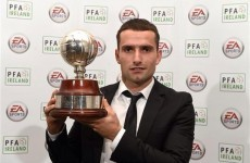 Christy Fagan scoops PFAI Player of the Year