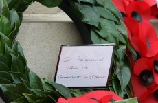 Ceremonies remember the First World War's fallen men and women