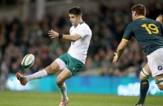 Springboks gracious in defeat to Schmidt's 'tactically brilliant' Ireland