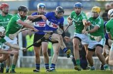 As It Happened: Munster SHC club semi-finals - Cratloe v Thurles Sars, Sarsfields v Kilmallock