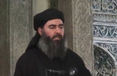 Has the leader of ISIS been hit in a US airstrike?