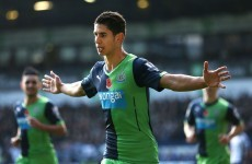Perez on the mark again as Newcastle continue fine run with win over West Brom