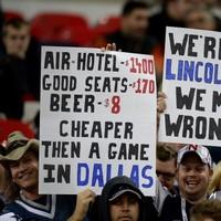 As it happened: NFL Sunday night hangout, week 10