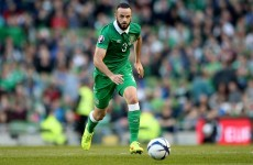 Wilson ruled out of Scotland qualifier, first call-ups for Christie and McGoldrick