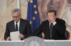 Amid market pressures Italy's senate passes austerity measures