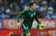 Kyle Lafferty's goals and Sean Quigley's strike rate - Fermanagh's 2014 sporting highlights